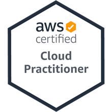 AWS Logo - Amazon Web Services - Certified Cloud Practitioner - Michael Wutzke is a Web Solutions Architect and IT Project Manager in Frankfurt