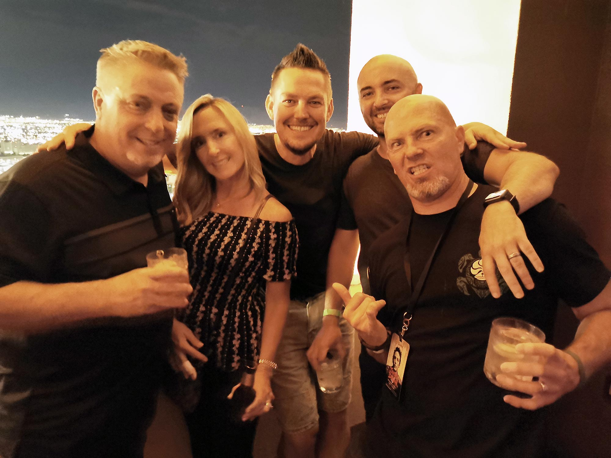 IT Security Teams - Qualys After Show Party at Mandalay Bay - IT Professionals