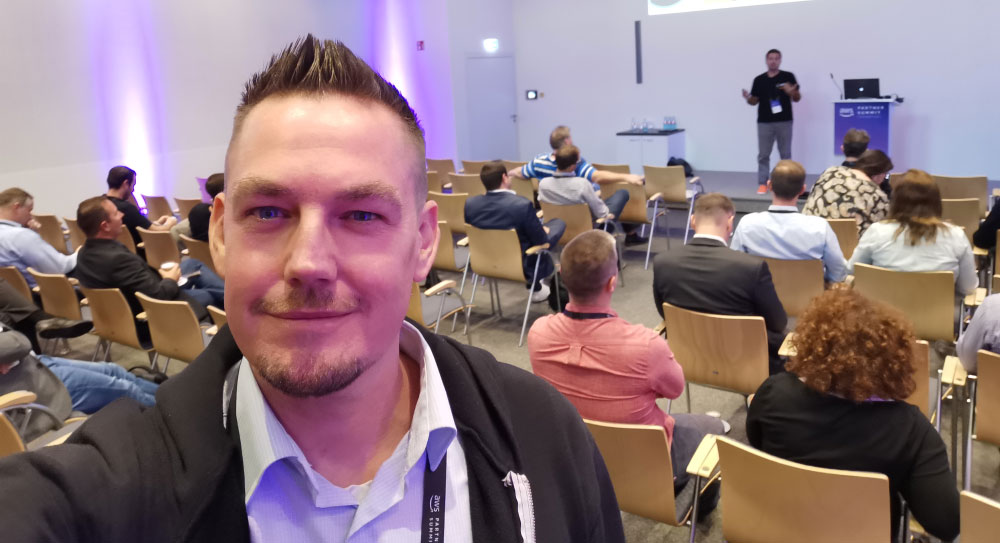 AWS Certified Expert in Frankfurt - Michael Wutzke - Amazon Web Services Certified - Lecture - Training