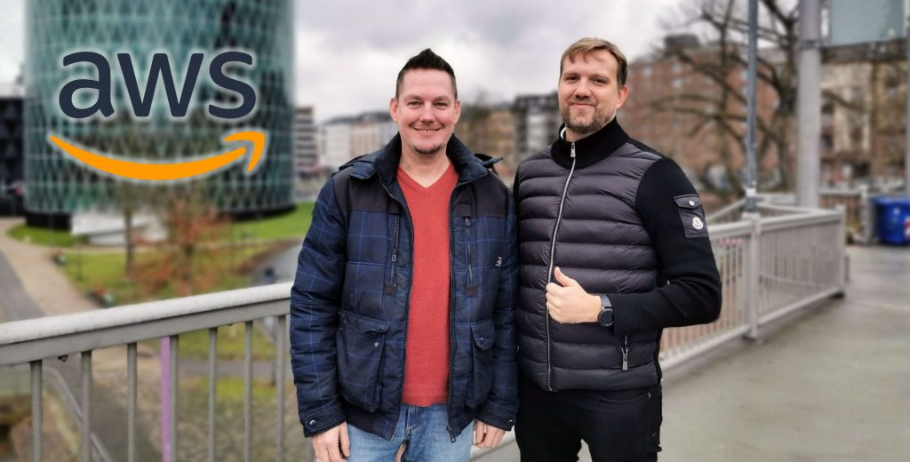 AWS Cloud for Insurance Companies - Interview with Volker Deppe from AWS