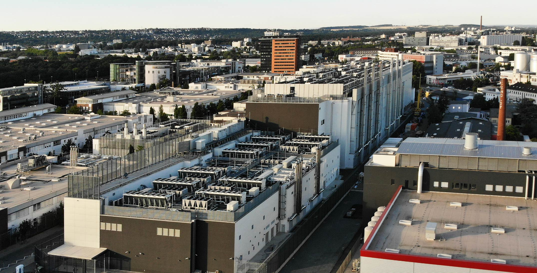 Frankfurt Interxion - a Digital Realty Company - Frankfurt DE CIX Internet Peering Point - Cloud provider - Hyperscalers - East Frankfurt Fechenheim